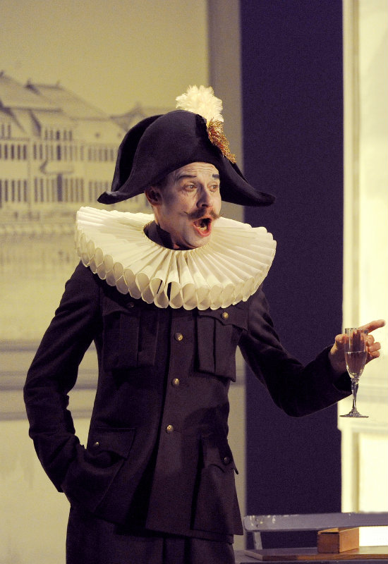 Timothy Dawkins, bass, as Timothy as Surin in Queen of Spades